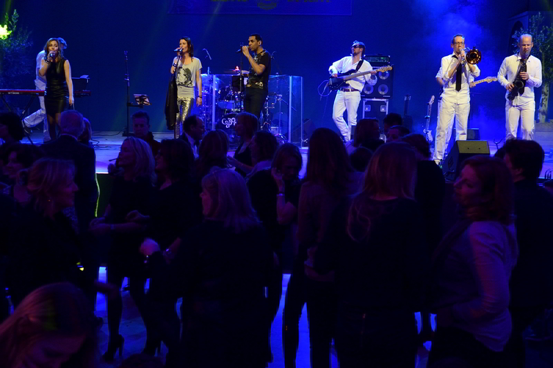 Coverband Caboose   5-sterren hits & classics!